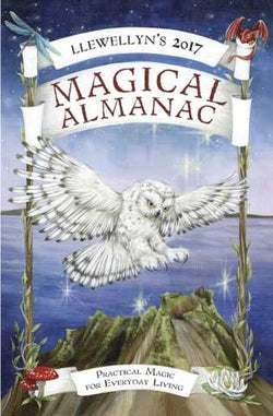 2017 Magical Almanac by Llewellyn