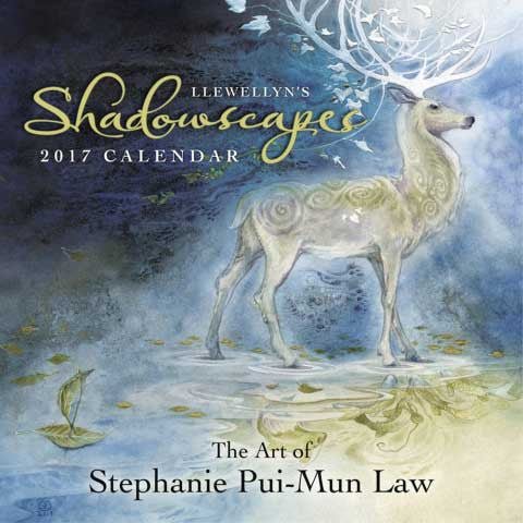 2017 Shadowscapes Calendar