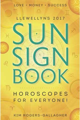 2017 Sun Sign Book by Llewellyn