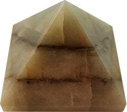 25-30mm Aquamarine Pyramid
