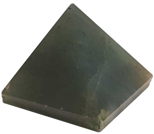 25-30mm Green Adventurine Pyramid