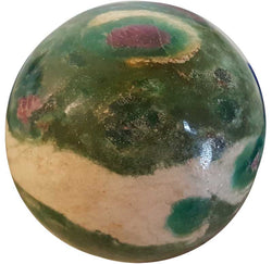 50-60mm Ruby Zoisite Sphere