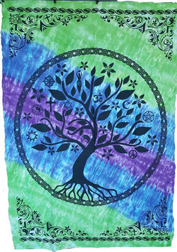 Tree of Life Tapestry 58