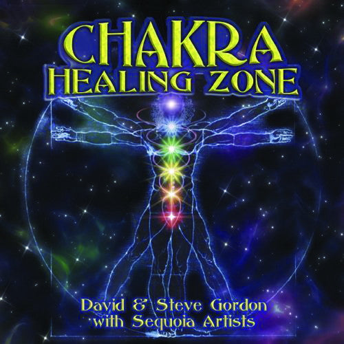 Chakra Healing Zone by David & Steve Gordon