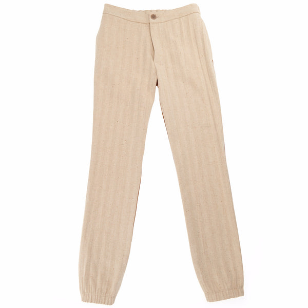 THE HERRINGBONE TRACK TROUSER