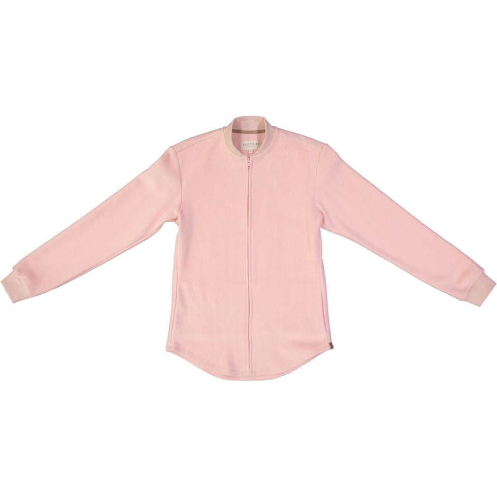 PINK BOMBER SHIRT, NOW AVAILABLE IN WOMEN'S
