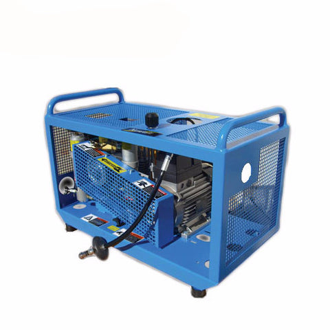 Electric/Gas Fill Compressor