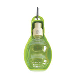 George & Friends Portable Dog Water Bottle - Green, Dog Bowl, George & Friends - George & Friends