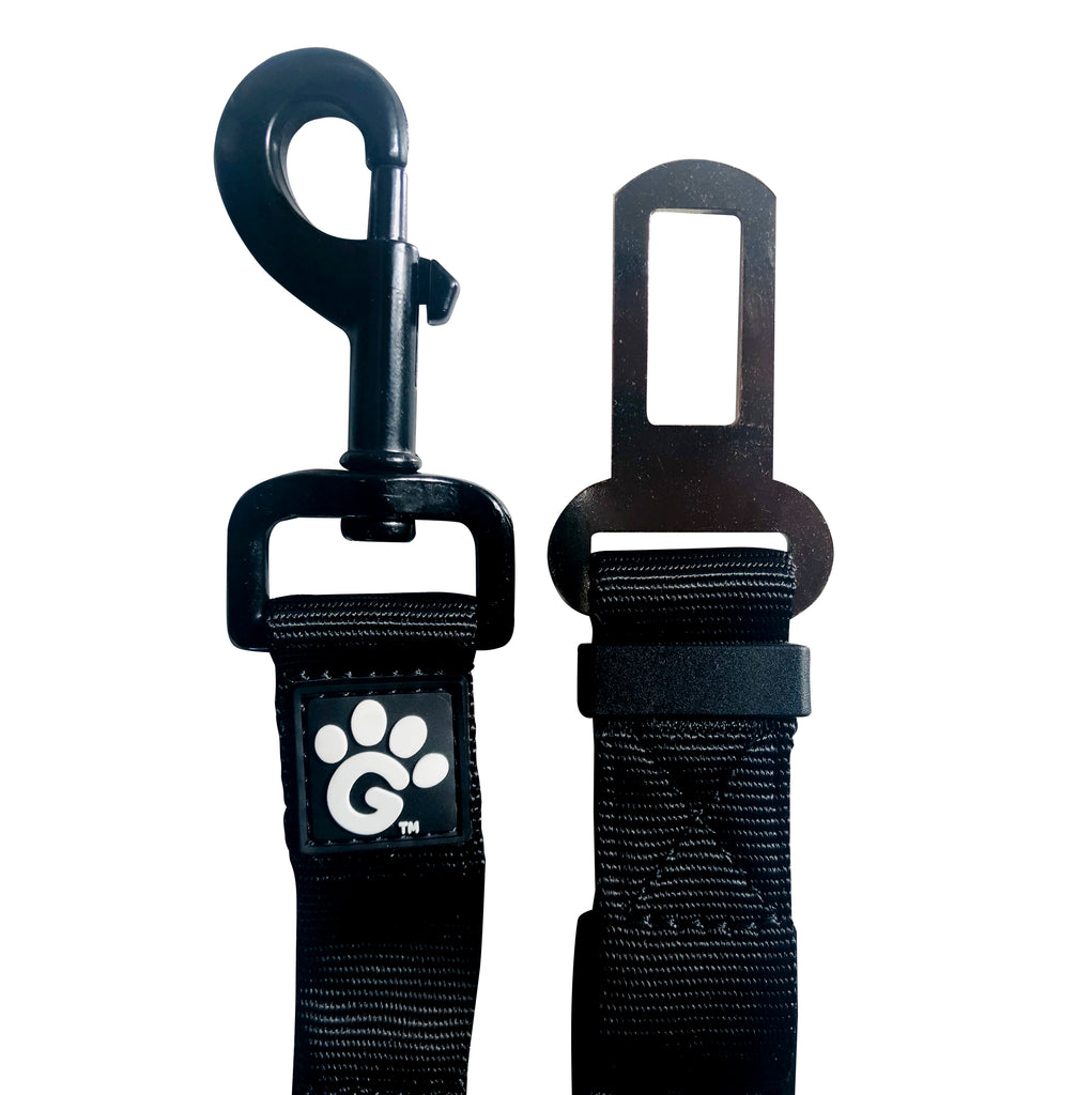 George & Friends Dog Seatbelt - Shock Absorbing, Safety, George & Friends - George & Friends