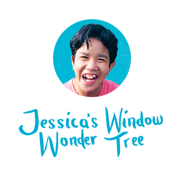 Jessica's Window Wonder Tree