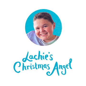Lachie's Christmas Angel