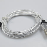25cm/1M/2M/3M Micro USB Cable Nylon Charger USB Cable For Android Smart Phone for tablet PC