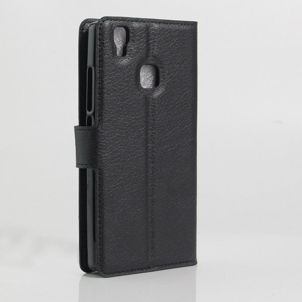 High Quality Luxury Leather Flip Case for Pro Smartphone Wallet Stand Cover With Card Holder