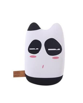 Cute Cartoon Mobile Portable Charger Power Bank External Battery Mobile Phone Charger