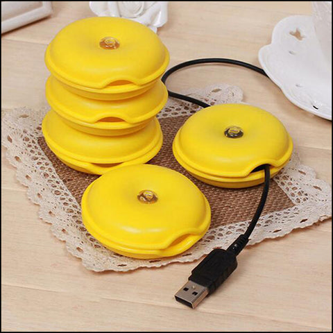 Cable Winder Earphone Cable Holder Headphone Organizer Sea Turtle Wrap Wire Holder Box Cord Cable