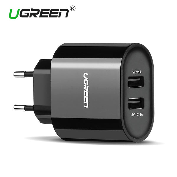 Universal USB Charger Travel Wall Charger Adapter Portable EU UK Plug Smart Phone Charger iPhone