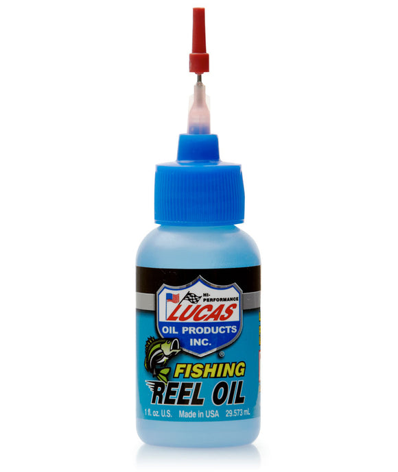 Lucas Fishing Reel Oil