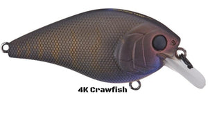 6th Sense Crush Squarebill Crankbaits