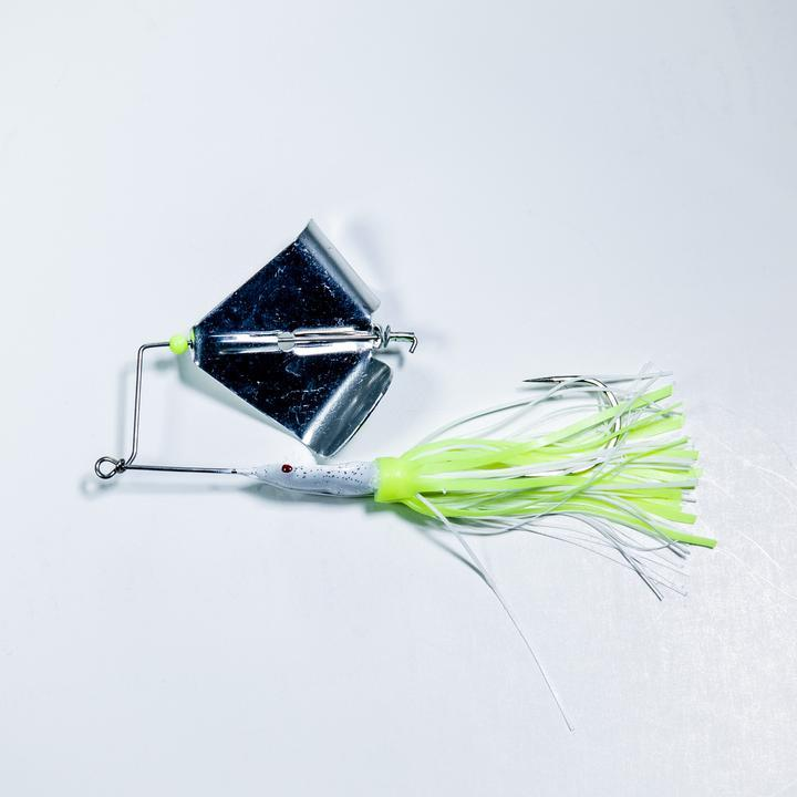 Crock-O-Gator Head Knocker Buzz Bait-TackleFreaks.com