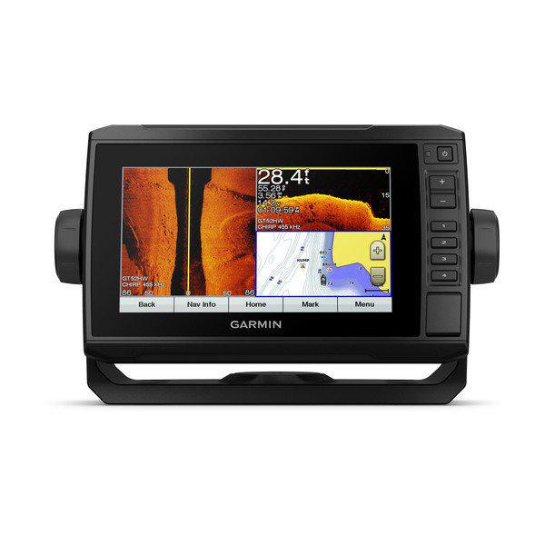 "Garmin Echomap 7"" UHD 73cv Fish Finder-TackleFreaks.com"