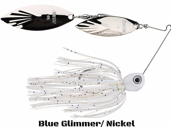 Accent Mark Dove River Special Double Willow Spinnerbaits-Spinnerbait-TackleFreaks.com