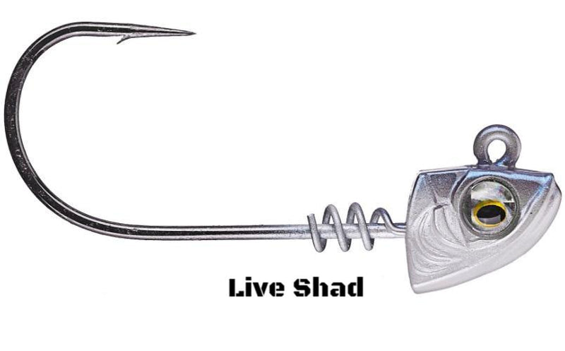 6th Sense Divine Swimbait Jigheads Screwlock-Swimbait Head-TackleFreaks.com