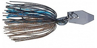 Z-Man JackHammer & Stealth Blade Chatterbait-Bladed Jig-TackleFreaks.com
