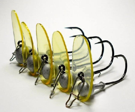 Hog Farmer Hog Wobbler 2pk-Scrounger Head-TackleFreaks.com