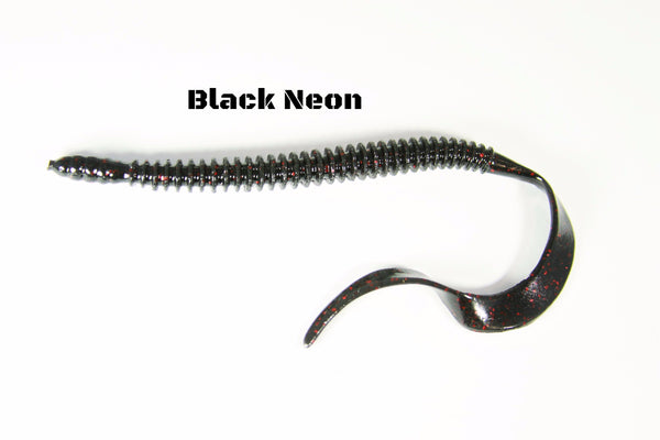 "Luck-E-Strike Original Ringer 9""-Worm-TackleFreaks.com"