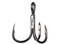 Owner Stinger Treble Hook 2X Black-Treble Hook-TackleFreaks.com