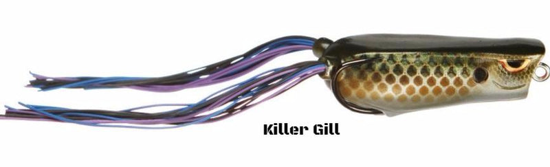 Spro Dean Rojas Bronzeye Poppin Frog 60-Frog-TackleFreaks.com