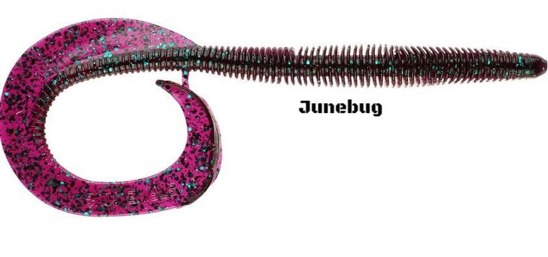 Strike King Rage Tail ReCon Worm-Soft Plastics-TackleFreaks.com