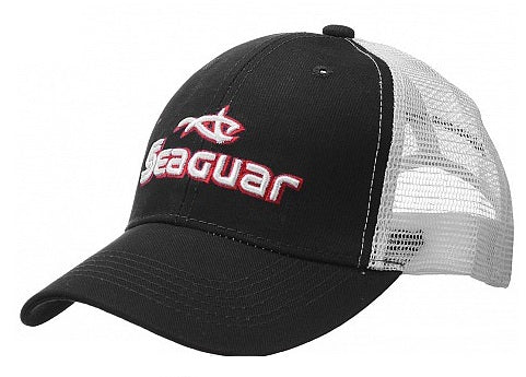 Seaguar Low Profile Mesh Trucker Hat-Headwear-TackleFreaks.com