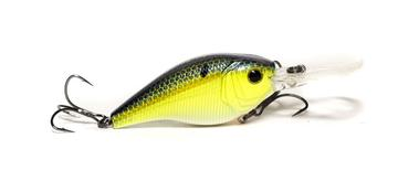 6TH Sense Cloud 9 C10 Medium Diving Crankbait-Crankbait-TackleFreaks.com