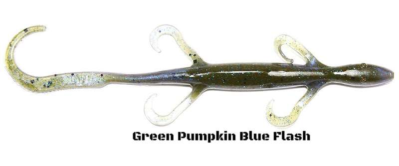 "Zoom 8"" Magnum Lizard-Lizard-TackleFreaks.com"
