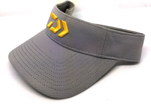 DAIWA D-VEC ADJUSTABLE VISORS-Headwear-TackleFreaks.com