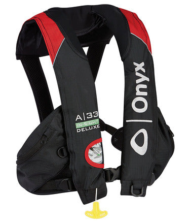 Onyx A-33 Deluxe Inflatable Life Jacket-Life Vest-TackleFreaks.com