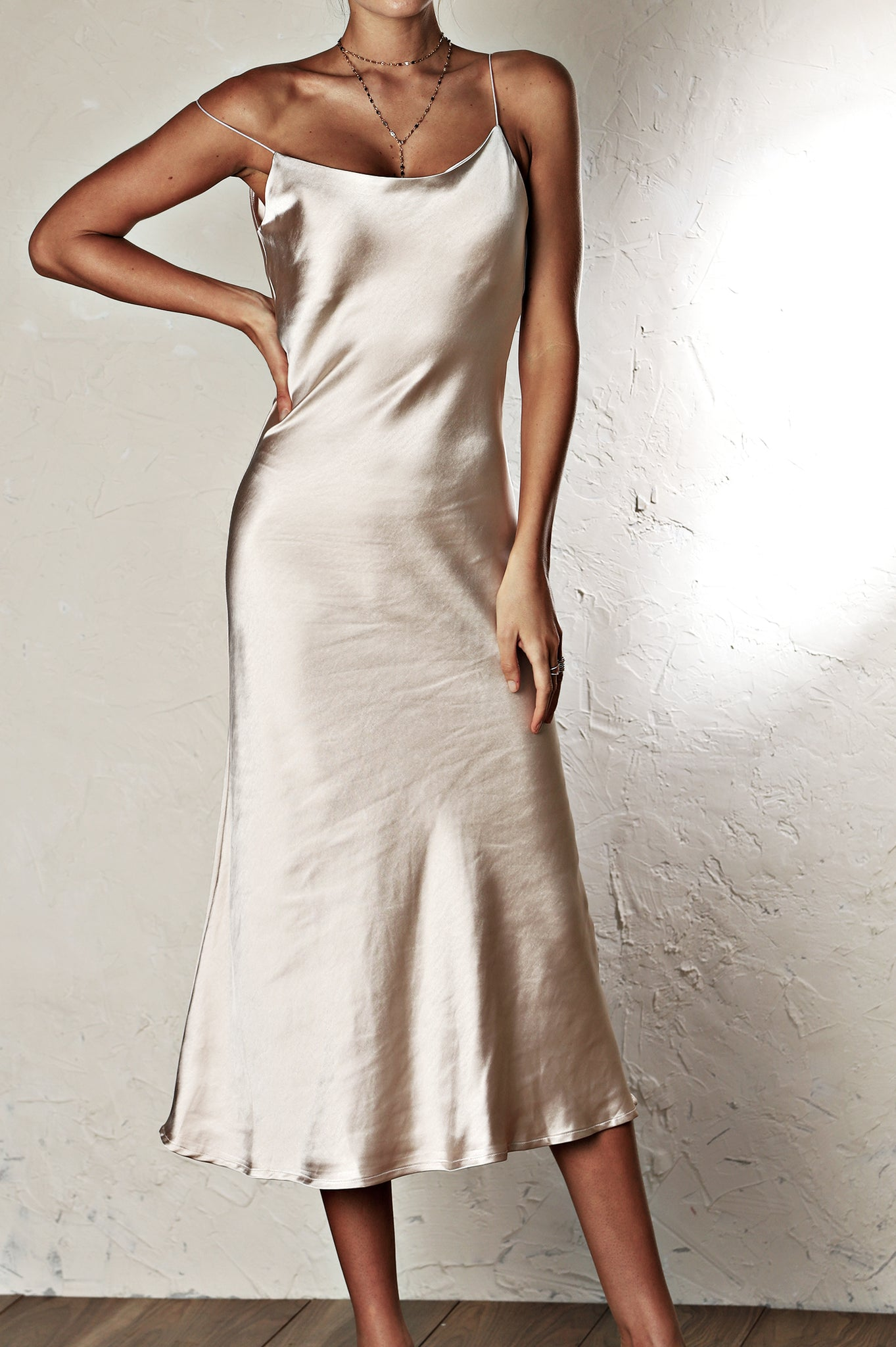 The Dedicated Slip Dress