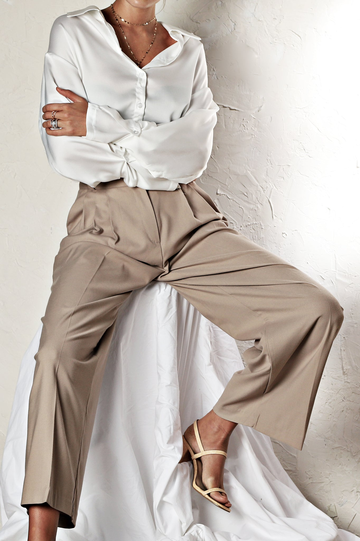 The First Edition Pants - Light Brown