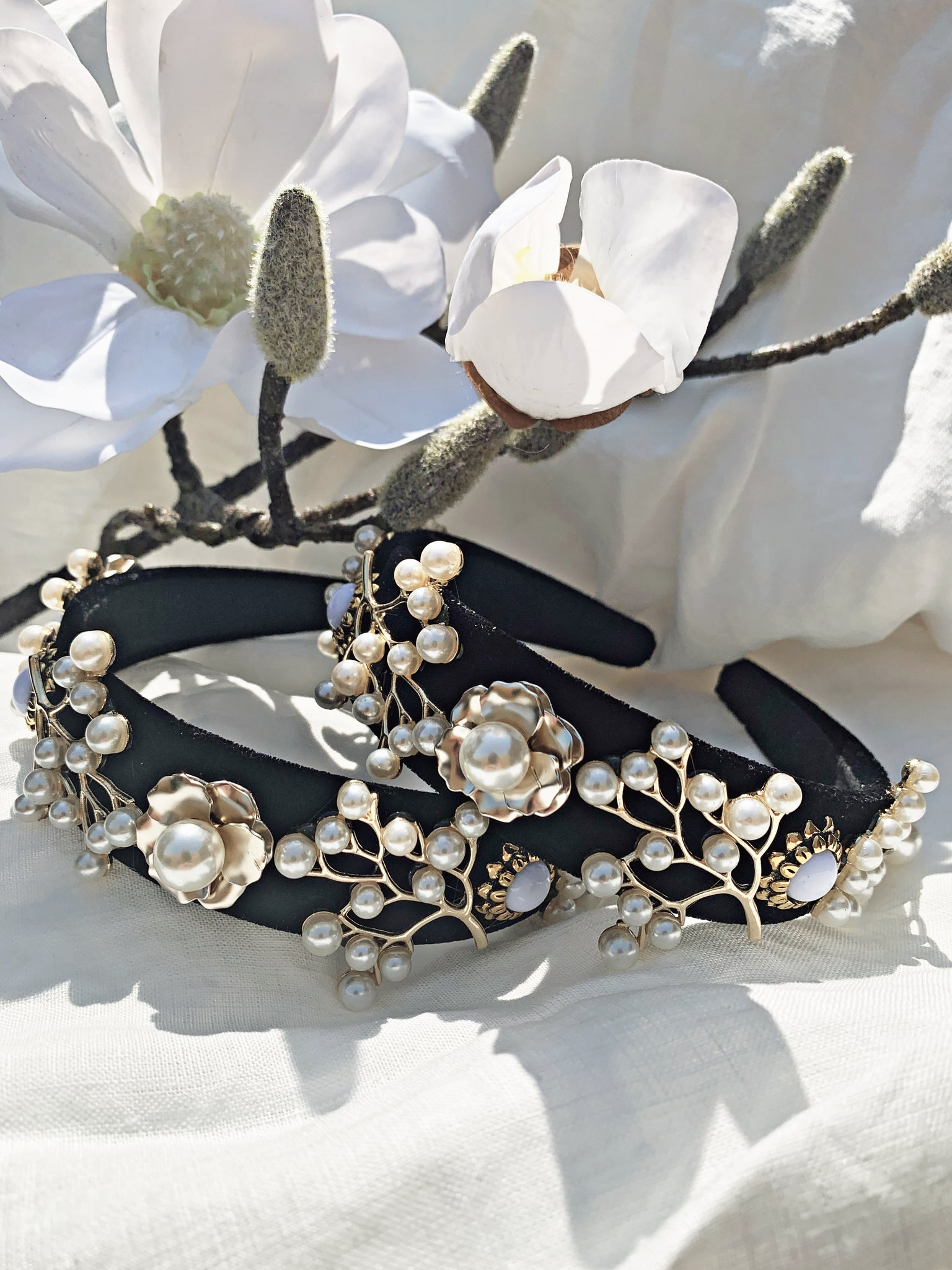 The Enchanted Headband - Black
