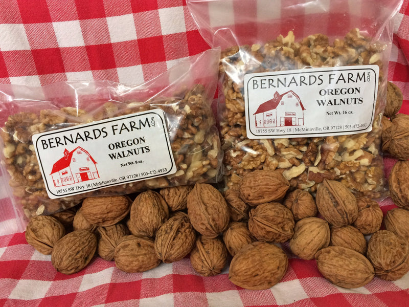 We love Walnuts!
