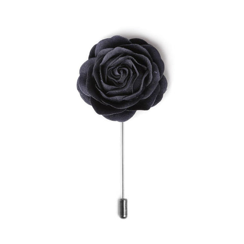 Midnight Navy Deluxe Lapel Pin