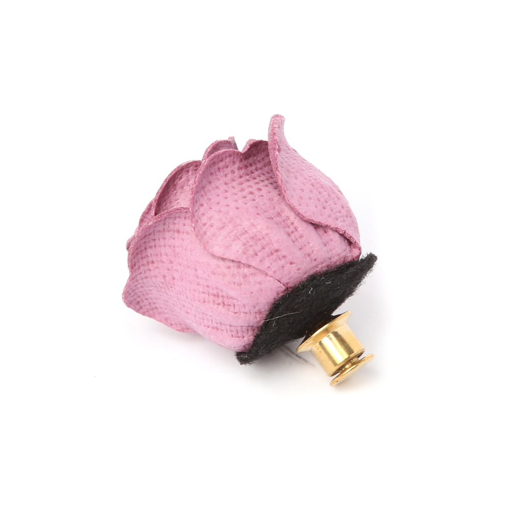 Dusty Rose Bud Deluxe Pin