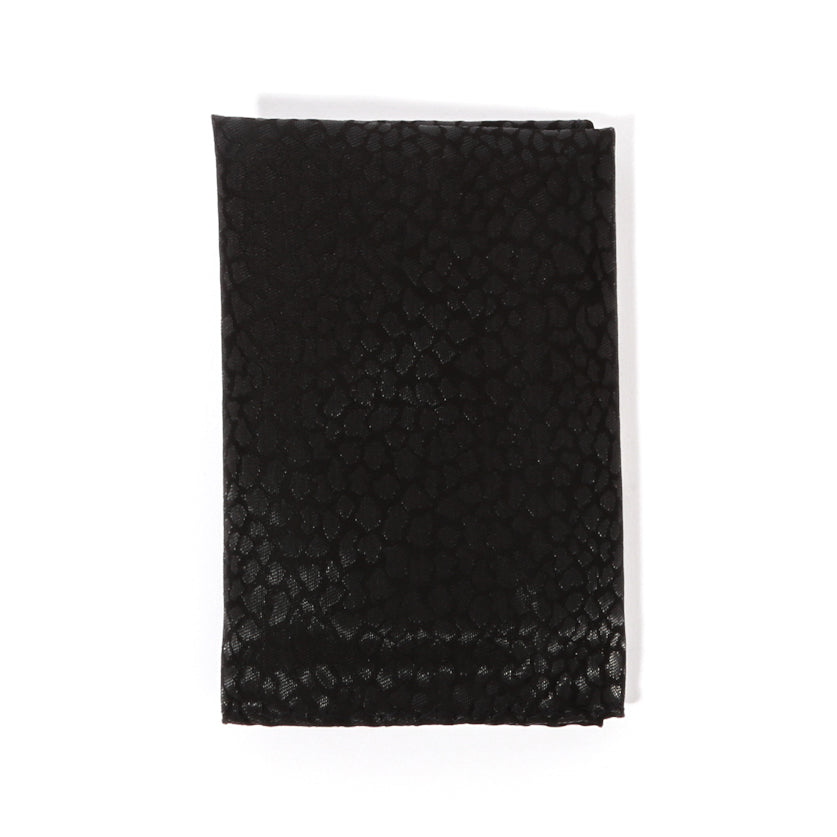 Black Mamba Pocket Square
