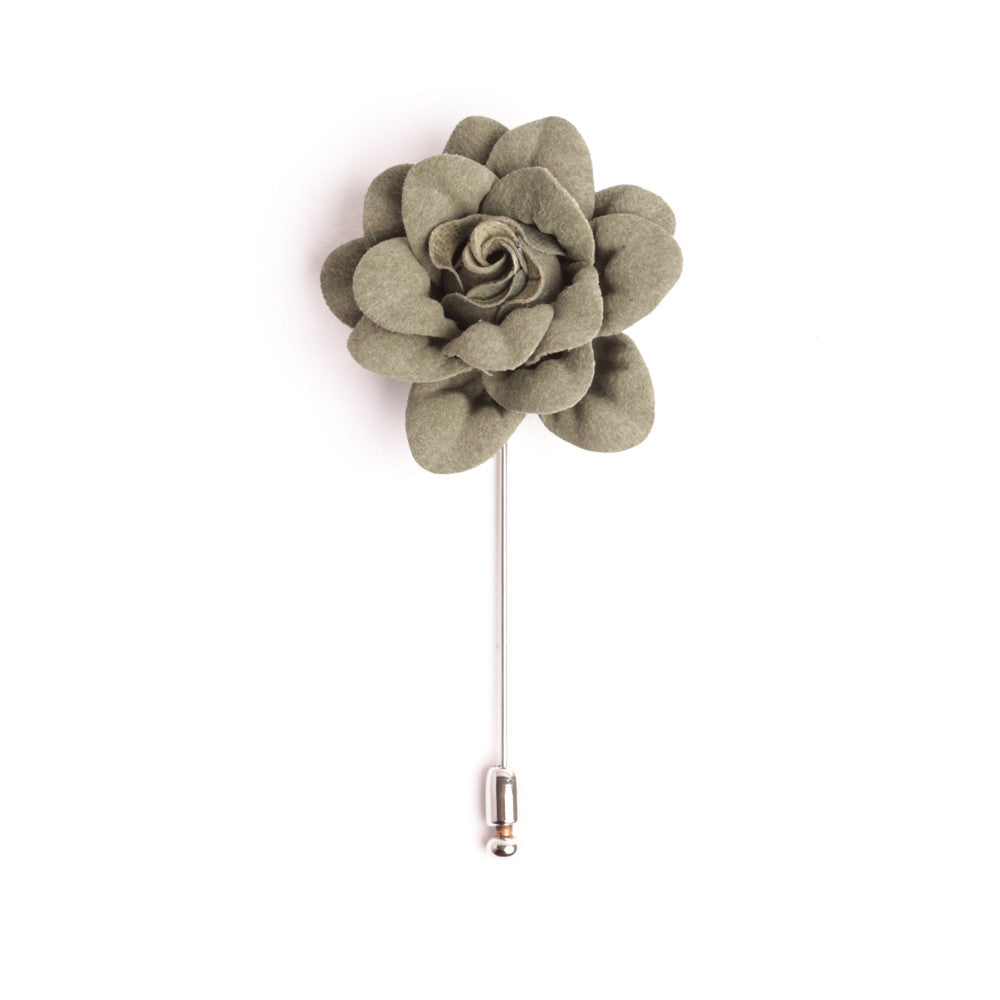 Sage Deluxe Lapel Pin