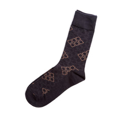 Diamond Array Sock