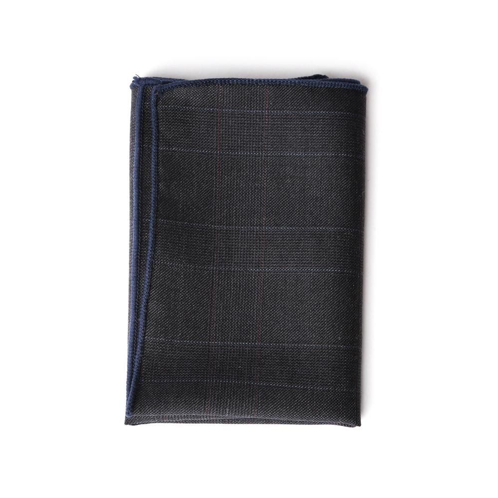 The Glen Check Pocket Square