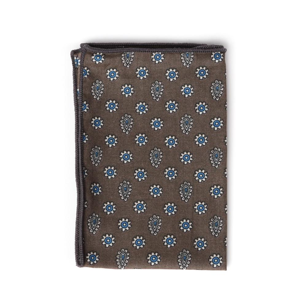Olive Pasiley Pocket Square