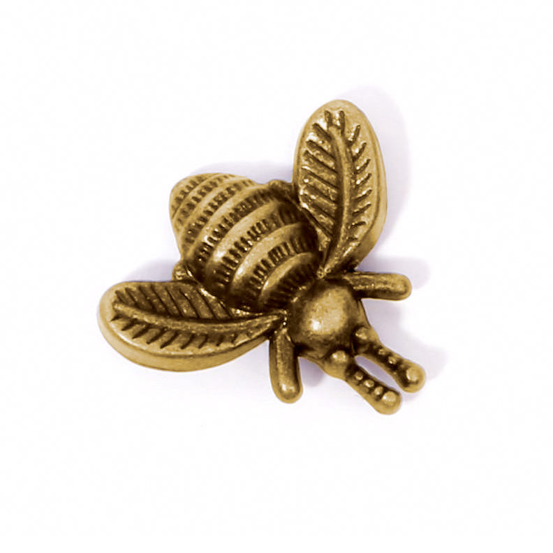 Vintage Bee Collar Pin
