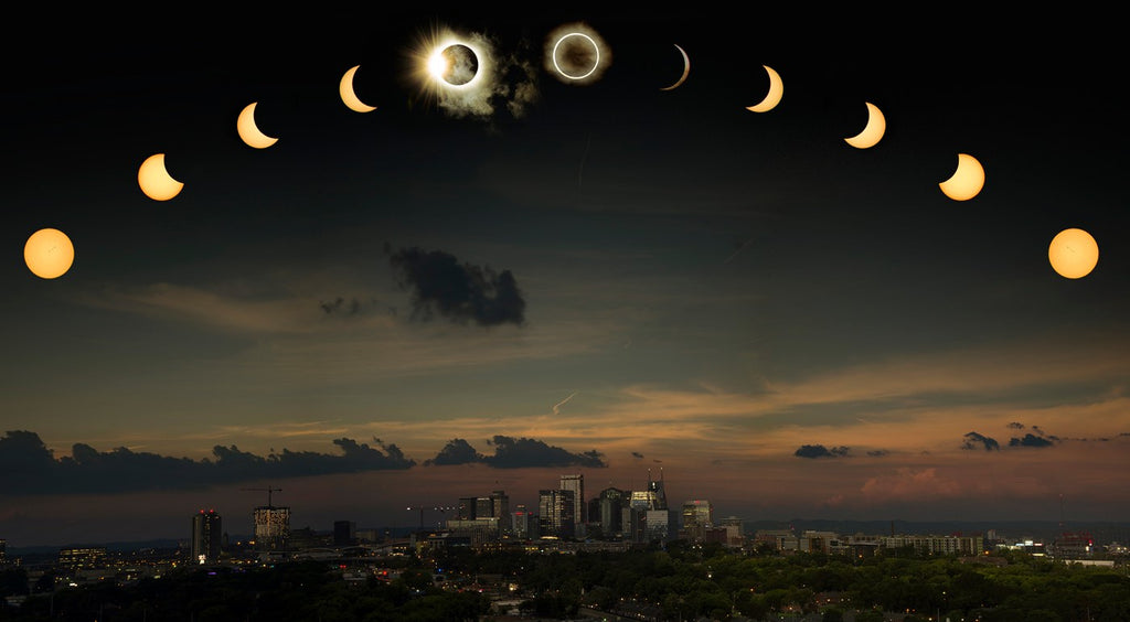 Moon Musings: How The Solar Eclipse in Aquarius (Feb 15th, 2018) Will Affect Your Zodiac Sign